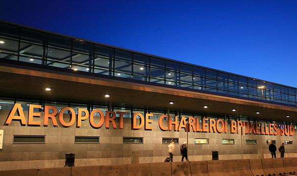 Аэропорт Брюссель Шарлеруа
