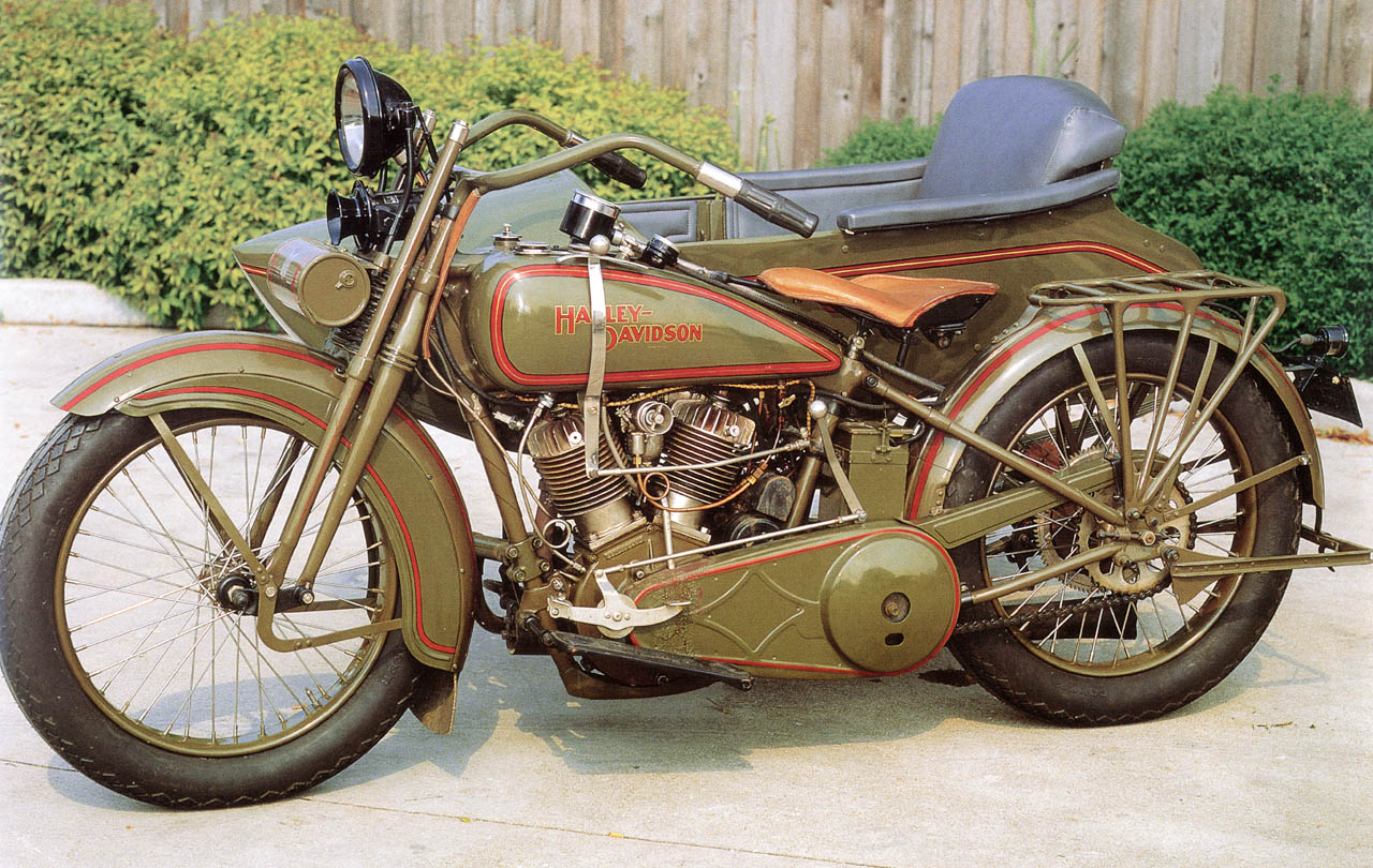 history of the motorcycle essay
