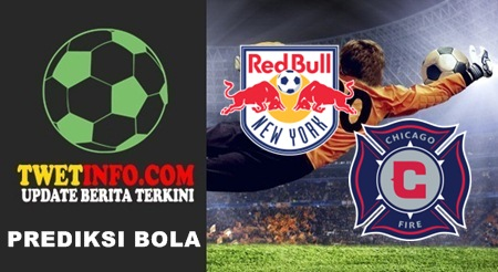 Prediksi New York RB vs Chicago Fire, USA MLS 12-09-2015