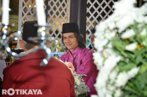 Majlis Perkahwinan Raja Azmi