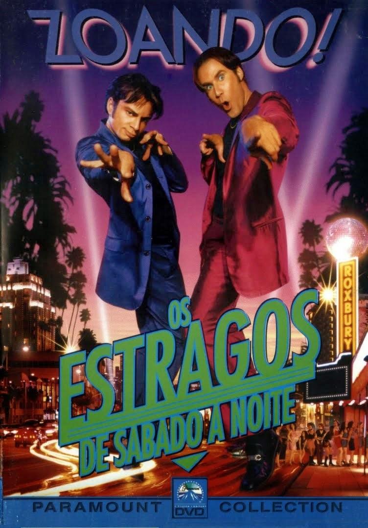 Os Estragos de Sábado à Noite – Dublado (1998)