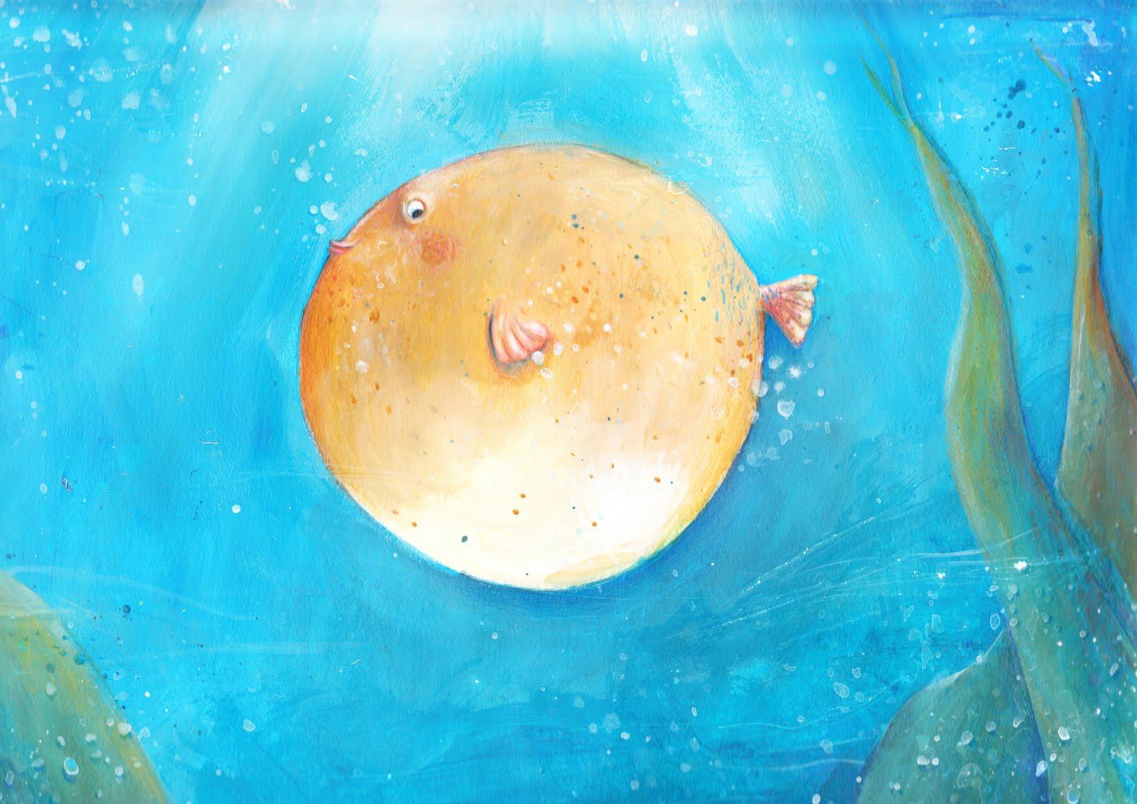 Meglio di un pesce palla for Pesce palla immagini