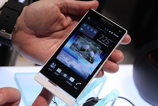 Sony Xperia S, Android Phone