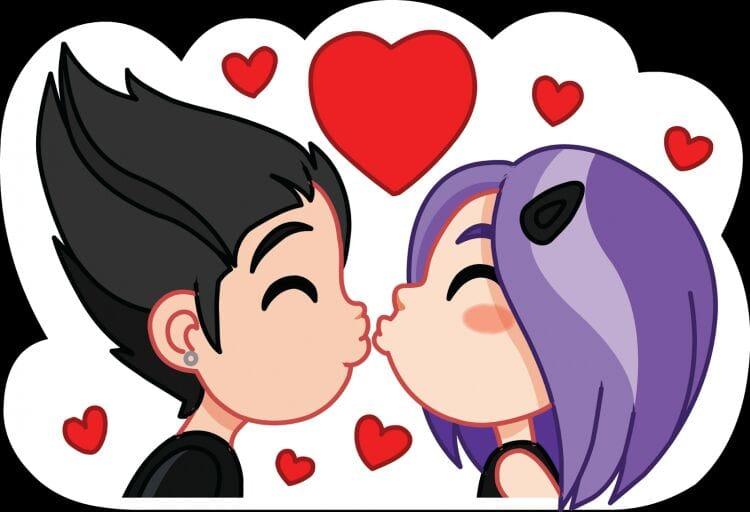 O Amor correspondido é abençoado!