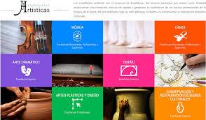 Portal Enseñanzas Artísticas