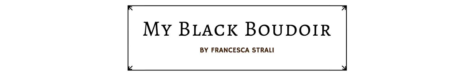 My Black Boudoir