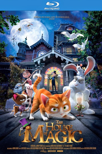 download film gratis the house of magic