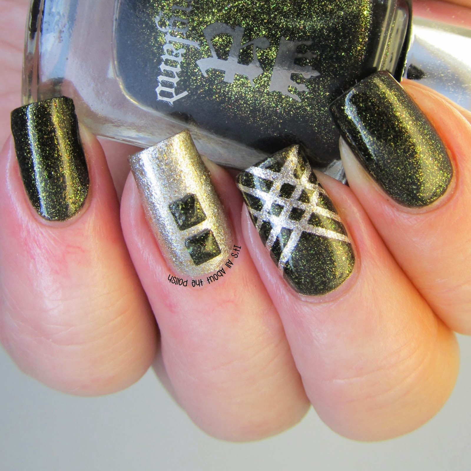 It\'s all about the polish: a England Beauty Never Fails and ...