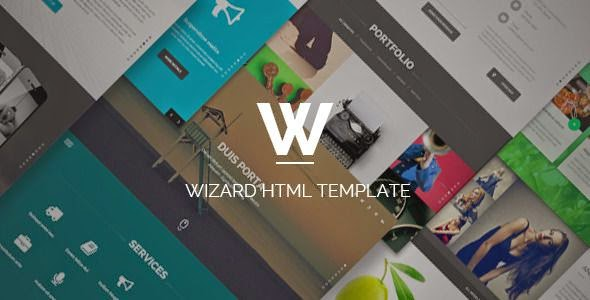 Best Fullpage Portfolio HTML Template