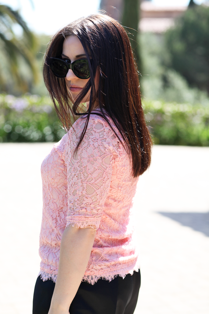 karen-walker-northern-lights-sunglasses-pink-lace-top-piperlime-nars-chihuahua-lipgloss-king-and-kind-spring-makeup-tildon-shorts-san-diego