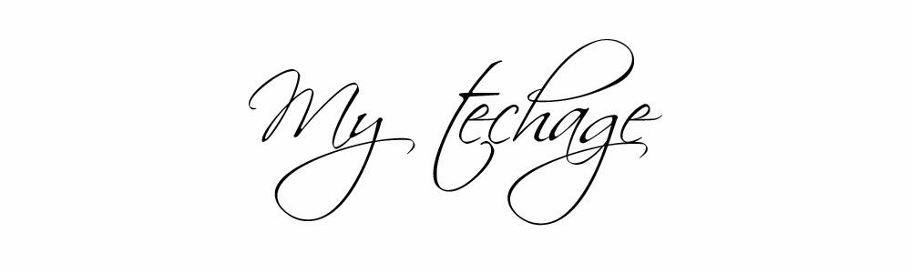 MY TECHAGE