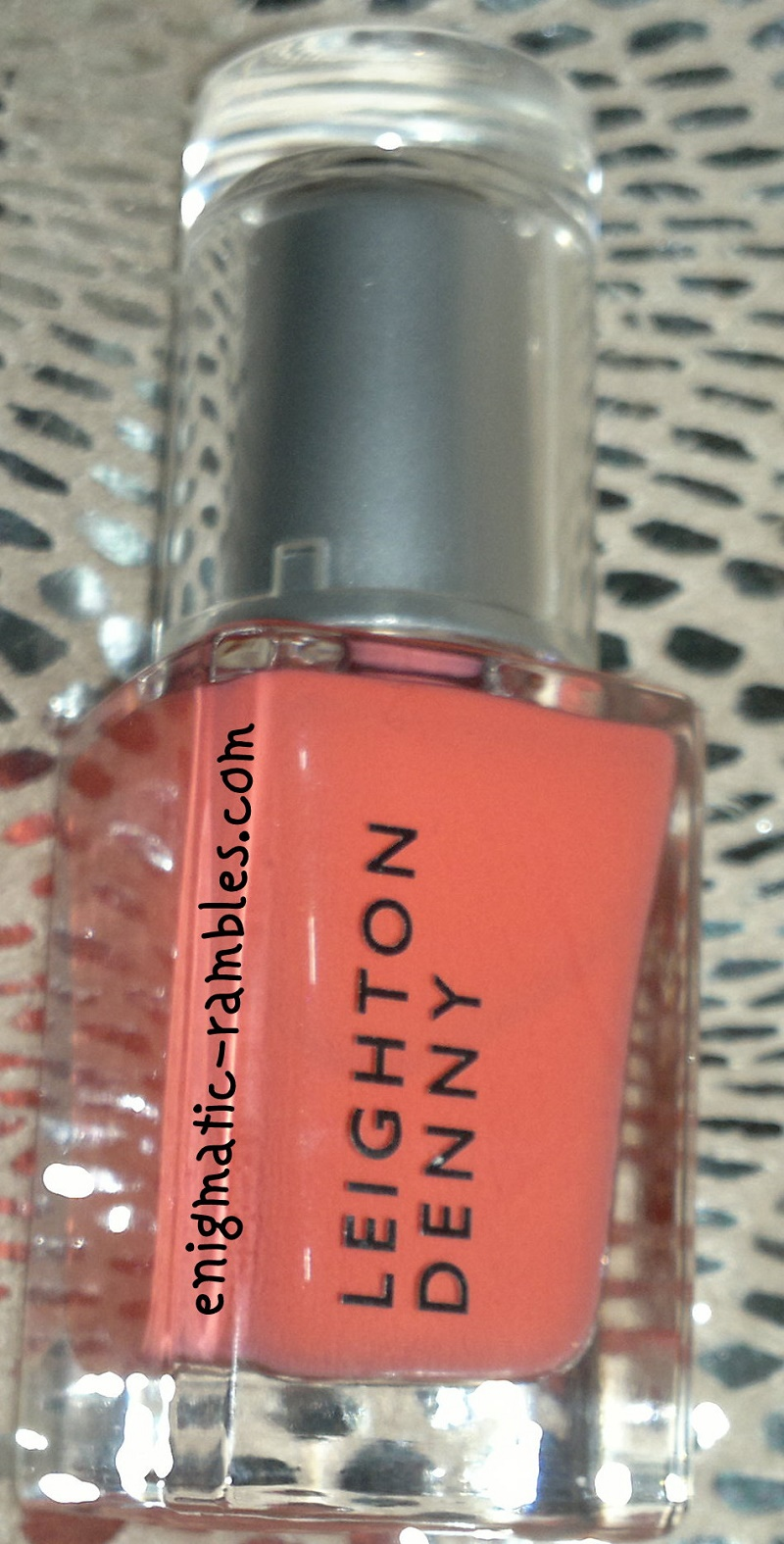 Leighton-Denny-qvc-8-Piece-Ultra-Glam-Collection-and-Bag-swatches-swatch-review-bon-voyage