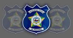 Site da Policia Civil do Estado de Alagoas