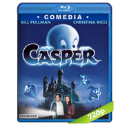 Casper (1995) BRRip 720p Audio Trial Latino-Castellano-Ingles