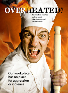 Managing workplace anger posters