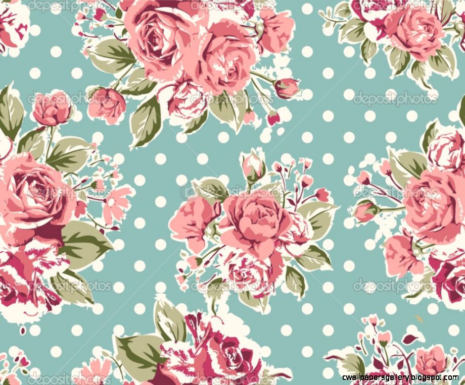 25 Vintage Flower High Quality Wallpapers HDQ Cover Desktop