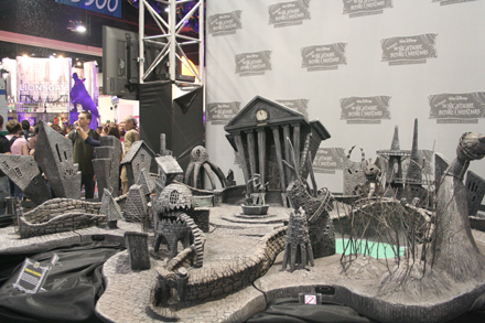 Guerdettio: The Nightmare Before Christmas Set