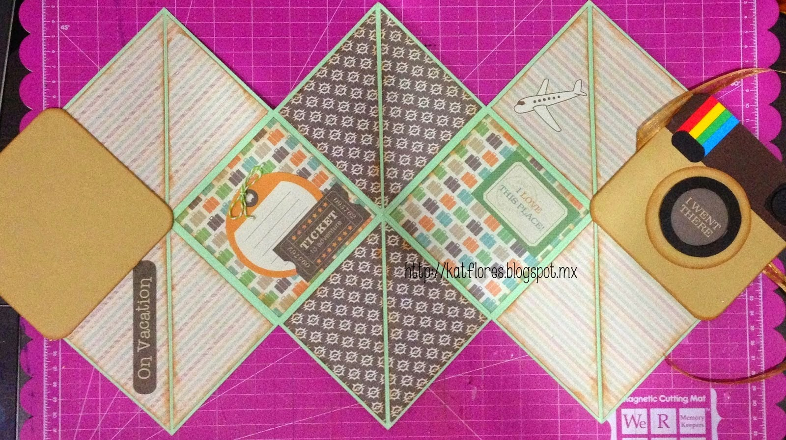 Top 3 Reto de Julio en Tan linda Scrap