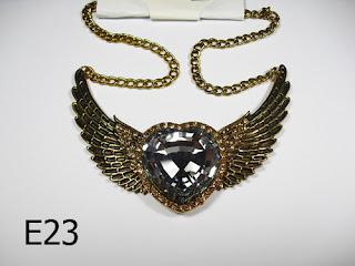 kalung aksesoris wanita e23