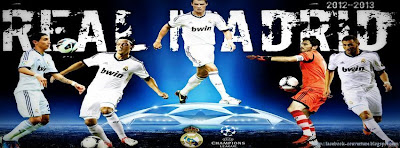 Couverture facebook real madrid