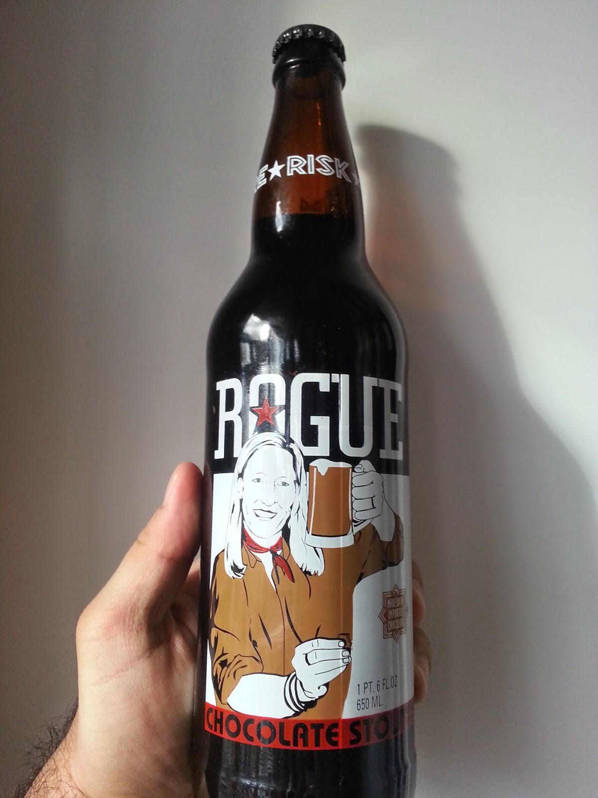 Американский шоколадный сатут Rogue Chocolate Stout - Пиво, вино ...