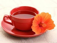 Rosella flower tea health benefits