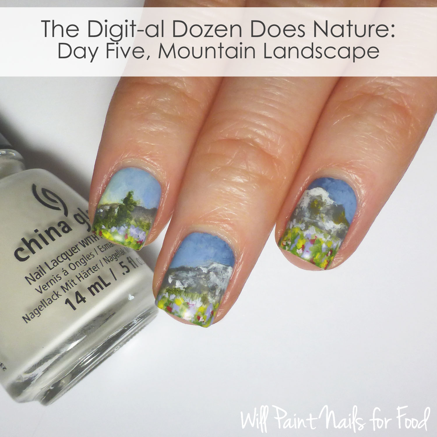 The Digit-al Dozen Does Nature, Day Five: Mountain Landscape | Will ...