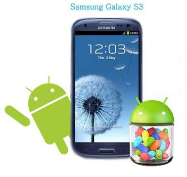 Update Galaxy S3 I9300 XXELL1 Android 4.1.2 Official Firmware