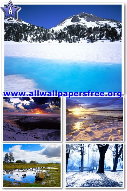 250 Beautiful Winter Landscapes Wallpapers 1280 X 1024 Px