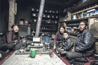 Tradisi berbagi istri di Himalaya