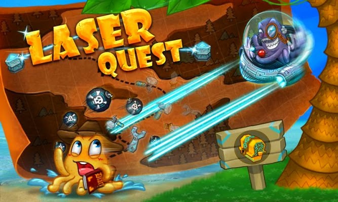 Laser Quest Gameplay Android