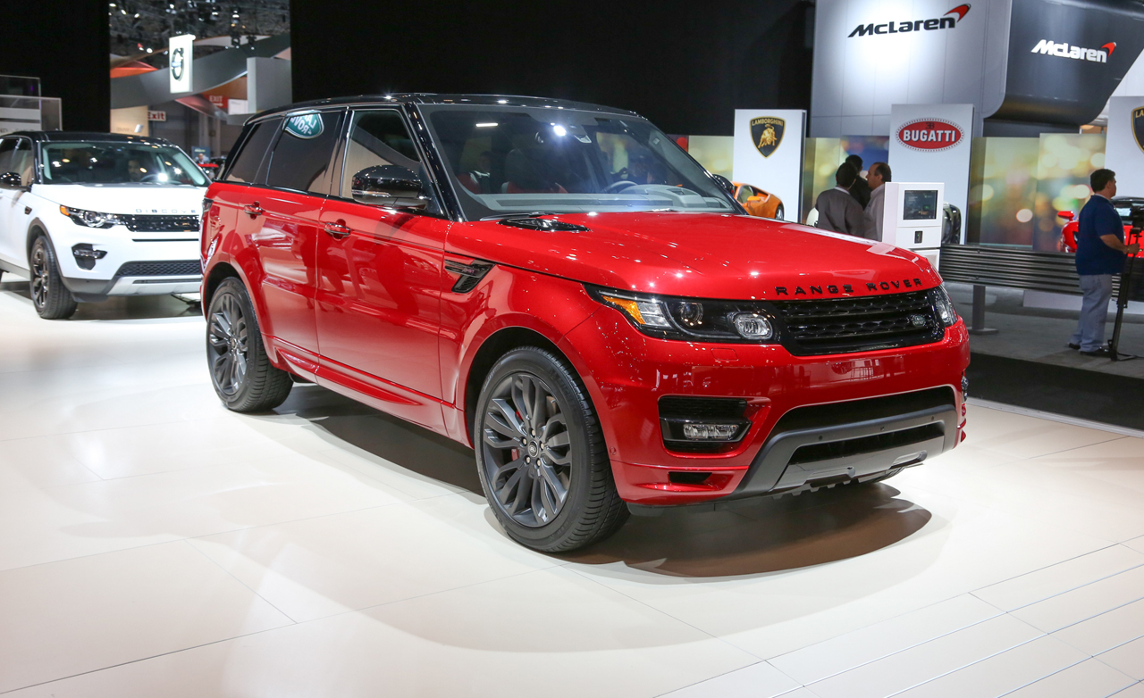 2016 land rover range rover sport hst limited edition. Black Bedroom Furniture Sets. Home Design Ideas