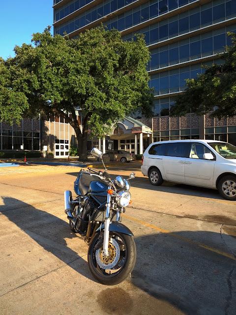 Suzuki Bandit 1200 New Orleans
