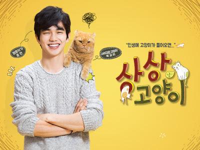 Biodata Pemain Drama Korea Imaginary Cat