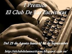 I premio El Club de las Escritoras