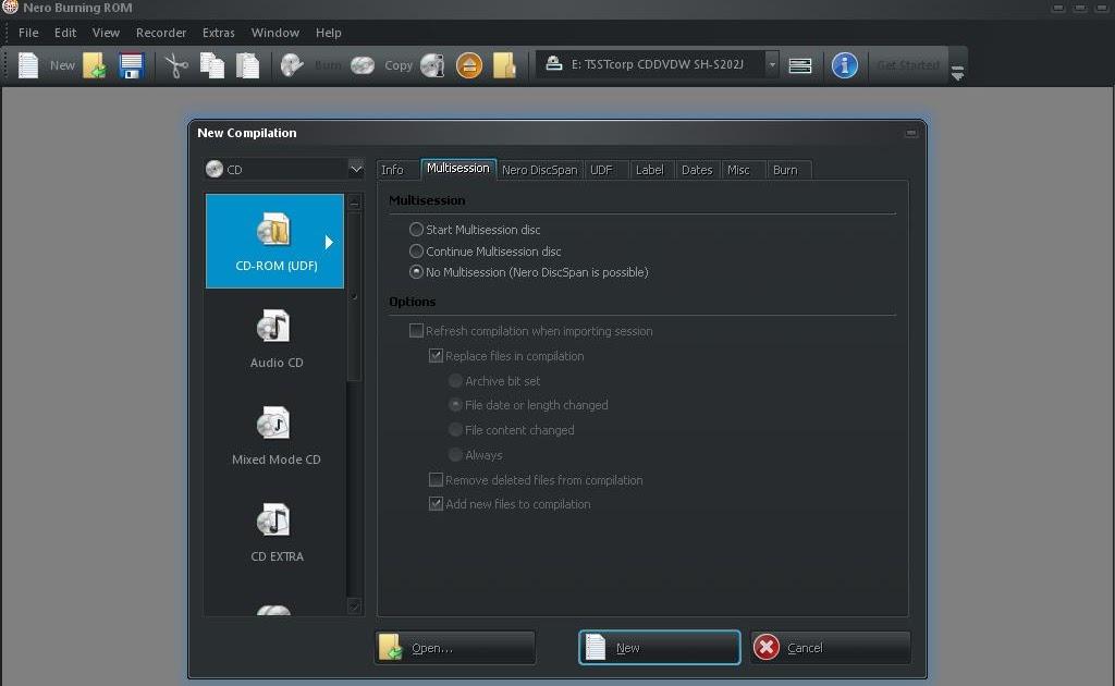 Nero 8 ultra edition 8.3 6.0 all updates keygen