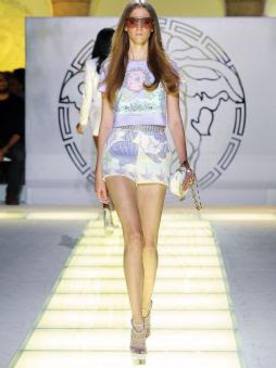 ... Spring Summer 2012 Fashion Show. This season 802541739fe