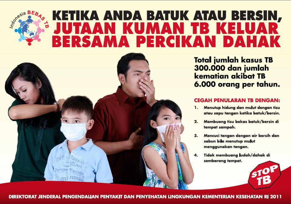 Banner Kampanye Stop TB