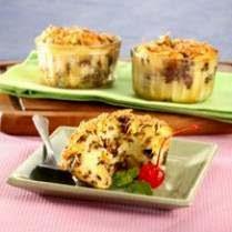 Resep Spesial Puding Roti Tape Singkong