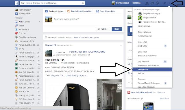 Cara Supaya Video di Facebook Tidak Memutar Otomatis/Tidak Autoplay
