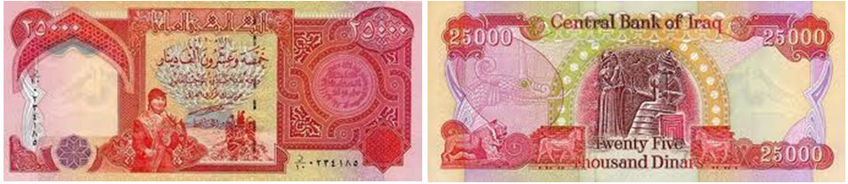 Iraqi Dinar RV Chat