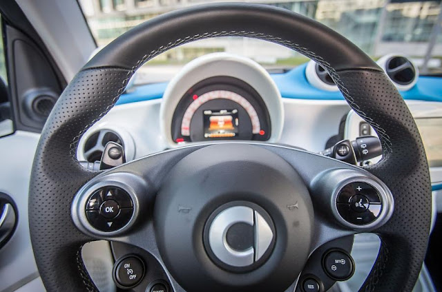 2015 Smart Forfour 90hp Twinamic