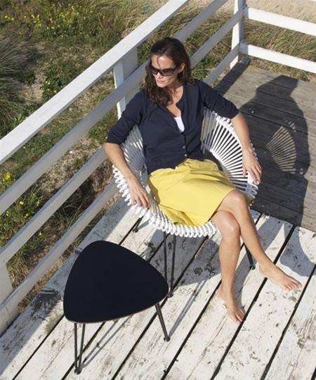 Tuindesign roy en lucy jaren 60 outdoor meubelen van for Jaren 60 meubelen