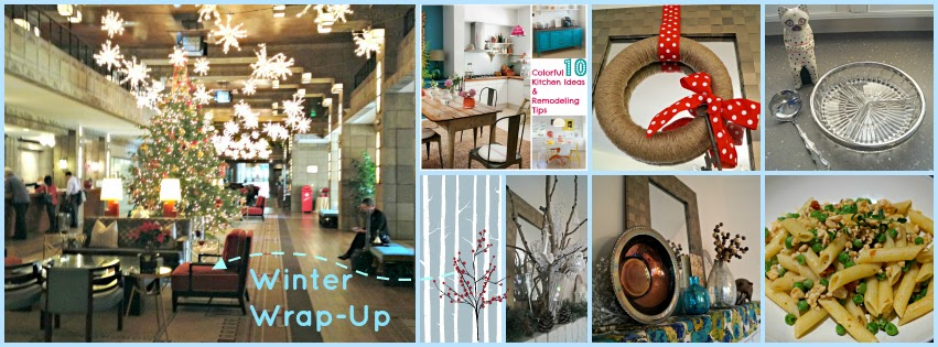 Winter Wrap Up for the Sweetest Memory blog