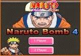 لعبة حقل المتفجرات - ناروتو ضد ساسكي ضد ساكورا ضد كاكاشي naruto bomb 4