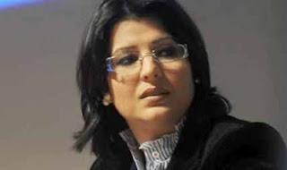 مني الشاذلي تغادر قناة دريم إلي قناة mbc Egypt