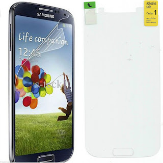 1 Screen Protector Film for Samsung Galaxy S 4, Anti-fingerprint Cover new KOREA