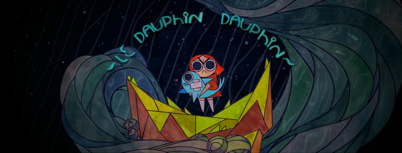 Le Dauphin dauphin