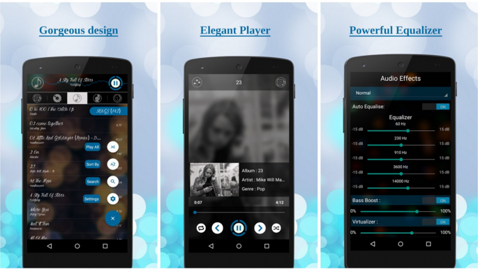 Wow Music Player Pro