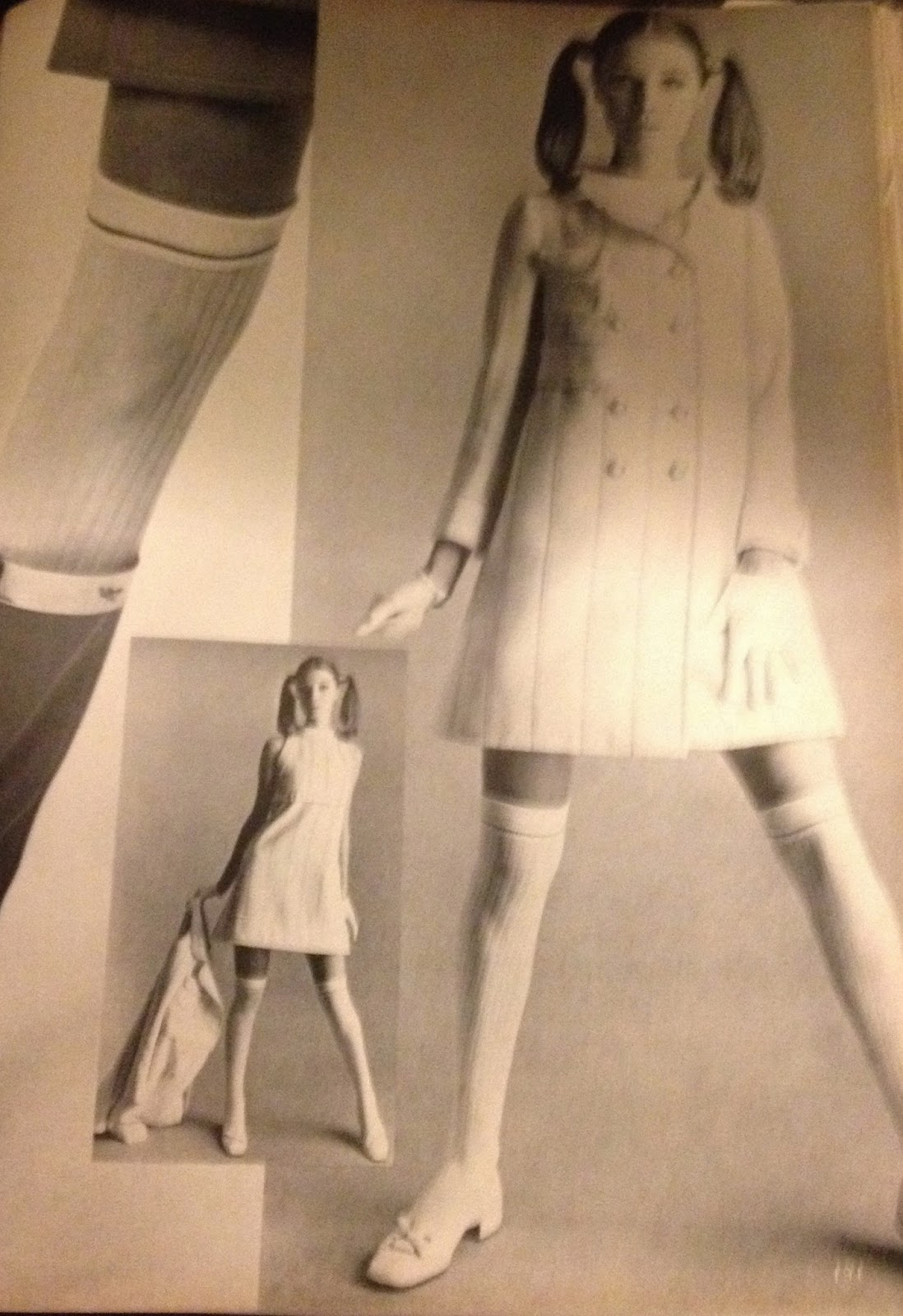 Fashion and Grammar Gripes: Mad Men and 1960s Women\'s Magazine Ads ...